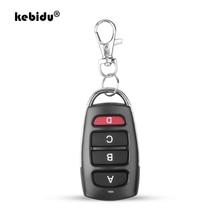 Kebidu 433 MHz Auto pilot klonowanie bramy dla pilot do drzwi garażowych przenośny klucz powielacz