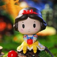 POP Mart originale seduto serie principessa scatola cieca giocattoli bambola 13 stile casuale un simpatico regalo Anime figura