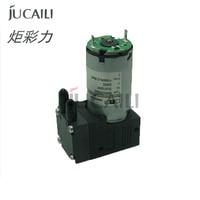 Jucaili 1pc high quality printer Flora Original 24V DC KNF Pump (PM21461 NMP830) for Flora inkjet printer air pump