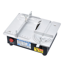 Saws Table-Saw Lathe-Machine Cutting-Tool Woodworking Desktop Electric Multifunctional