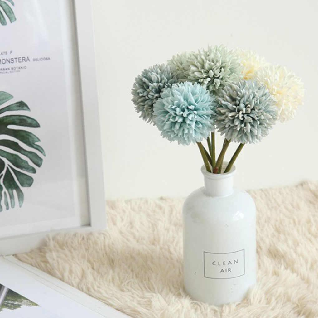 1Pcs 29cm Künstliche Löwenzahn Blume Seide Blume Hochzeit Dekoration für Home Party Hotel Garten Dekorationen