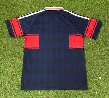 97 99 koszulka retro LEWANDOWSKI koszulka domowa PERISIC SANE MULLER vintage koszulki piłkarskie Munlch tanie i dobre opinie Dobrze pasuje do rozmiaru wybierz swój normalny rozmiar CN (pochodzenie)