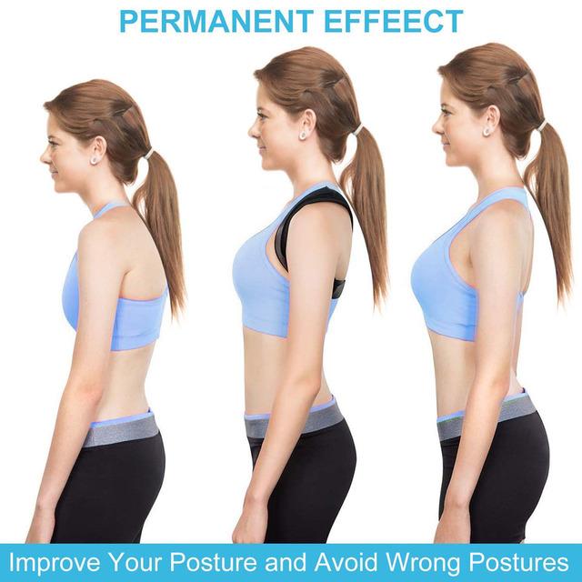 Posture Corrector  Upper Back Brace Shoulder