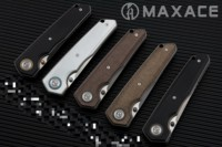 NEW Maxace SAMURAI BOHLER K110 Blade 60HRC Bearing  Camping Knife Free Shipping|Knives| |  -