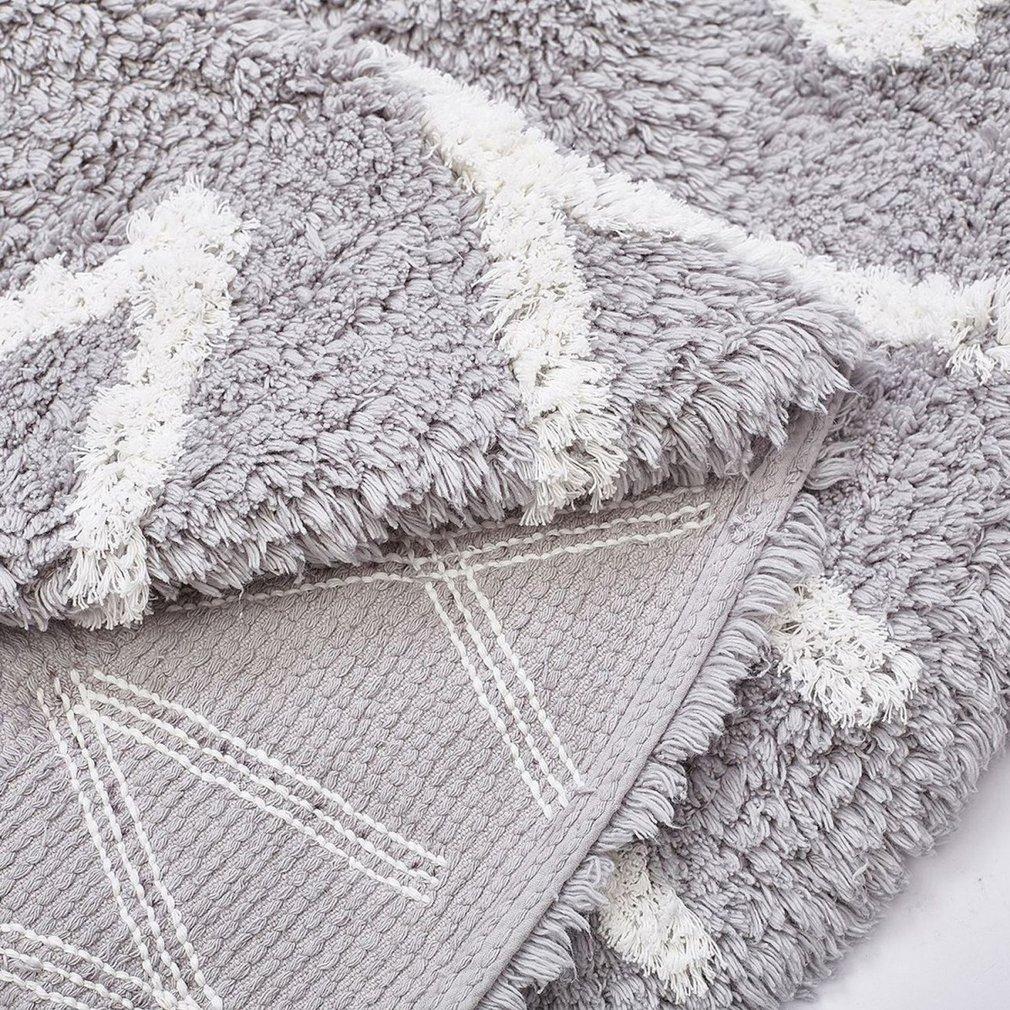 Tapis de jeu pour bébé en mousse de Polyester souple de Style nordique 26 lettres - 4