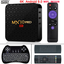 XGODY Newest 6K TV BOX Android 9.0 Pro Allwinner H6 Quad Core 4GB 32GB 64GB HD Media Player 2.4G WIFI Smart Set Top BOX
