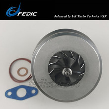 Turbine GT1749V 724930 Turbo charger chra core for Audi Seat Skoda VW 1.9 TDI 2.0 TDI BKD AZV ASZ BKP