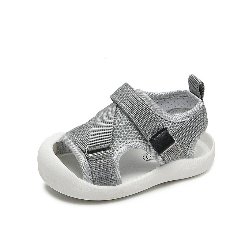 2020 Summer Infant Toddler Shoes Baby Girls Boys Toddler  Non-Slip Breathable Soft Kid Anti-collision Shoes