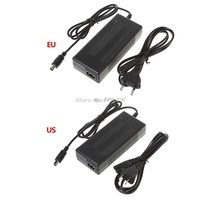 Electric Scooter Charger Adapter 42v 2A for Xiaomi Mijia M365 Ninebot Es1 Es2 Electric Scooter Parts Xiaomi Kickscooter Charger