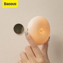 Умный светодиодный ночник baseus с пассивным ИК датчиком движения