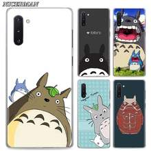 Phone Case for Samsung Galaxy Note 8 9 10+ 10 Plus S10 S20 A50 A70 51 A71 5G Cover My Neighbor tororo Cases Shell(China)