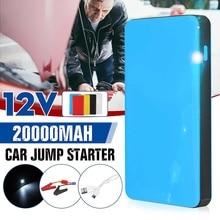 Car-Charger Car-Battery-Booster Power-Bank Jump-Starter Portable 12v 20000mah Ultra-Thin