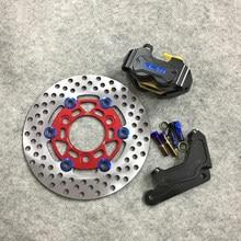 Per Honda DIO ZX 50 AF18 AF28 AF25 AF34 AF35 fase modificato 200 MILLIMETRI freno a disco pompa freno pinza