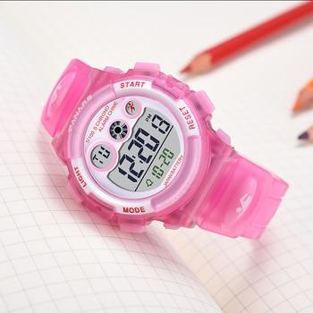 Детские цифровые часы SYNOKE 2