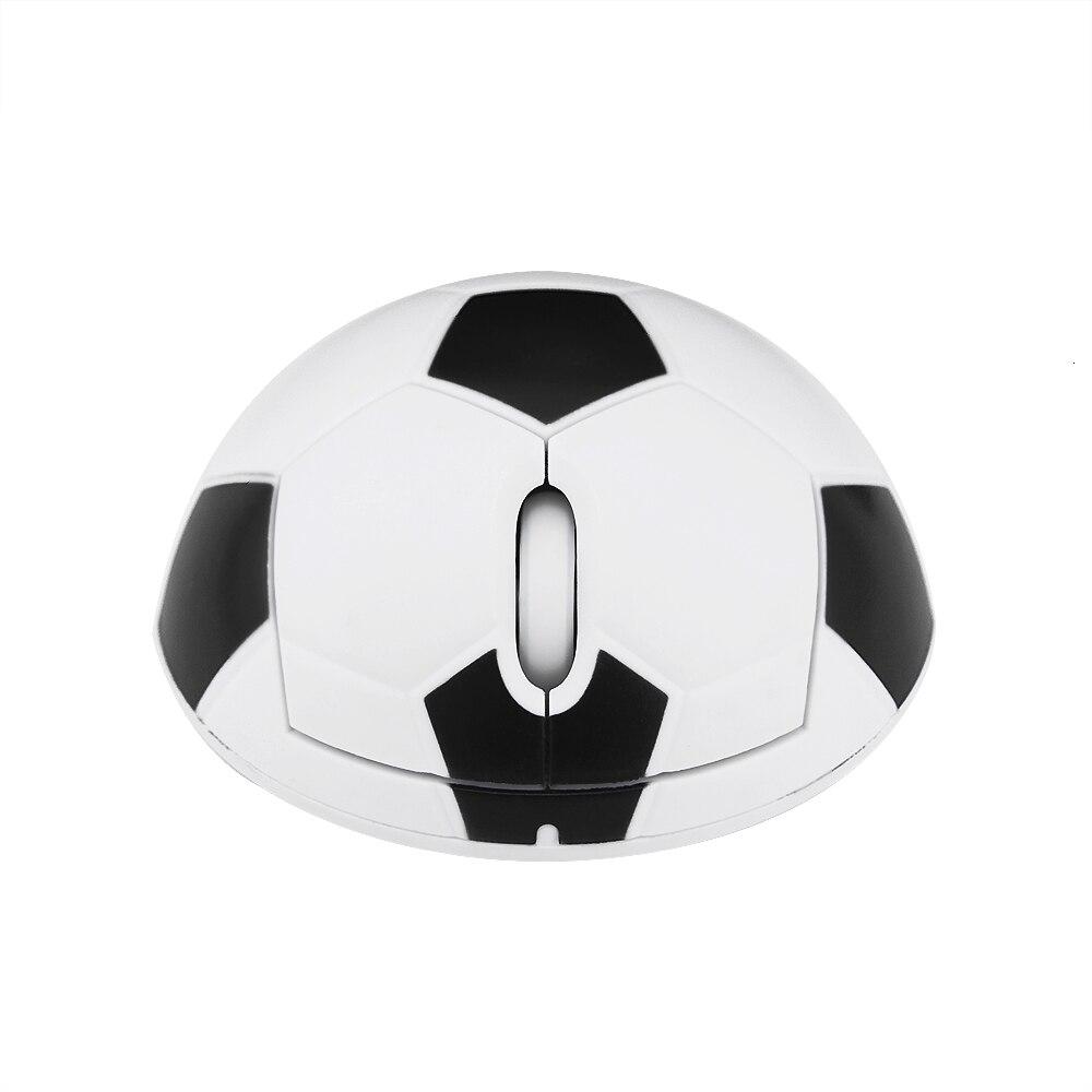 Оптическая беспроводная мышь, эргономичная компьютерная мышь, футбол, баскетбол, форма, милый 3D ПК, Офисная мышь для ноутбука, мальчика, ребенка, подарок-1