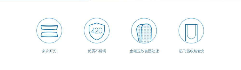 Xiaomi Mijia Nail Clippers (11)