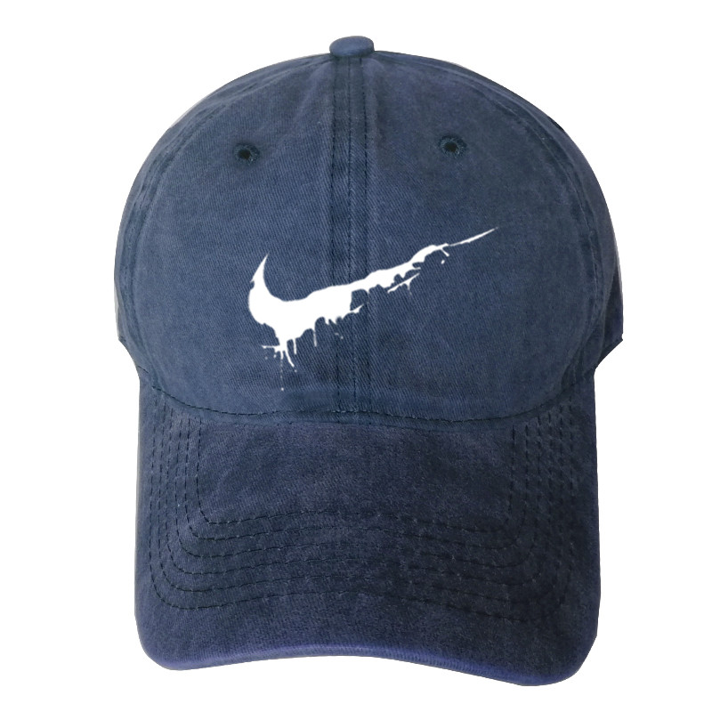 Adult Baseball Caps Water Horse Custom Adjustable Sandwich Cap Casquette Hats