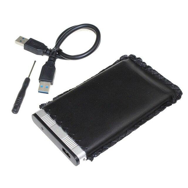 Корпус для жесткого диска, чехол с внешним USB 3,0/2,0 на жесткий диск Sata 2,5 дюйма, чехол-адаптер для жесткого диска для ПК, компьютера, ноутбука