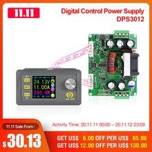 RD DPS3012 Điện Áp Không Đổi hiện tại Bước xuống Có Thể Lập Trình Module Nguồn Buck Bộ chuyển đổi Điện Áp LCD Vôn kế 32V 12A