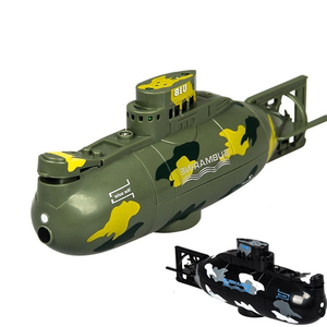 High speed motor Remote control 3311M Model 6CH simulation submarine Electric Mini RC Submarine Kids Children Toys gift For Boy