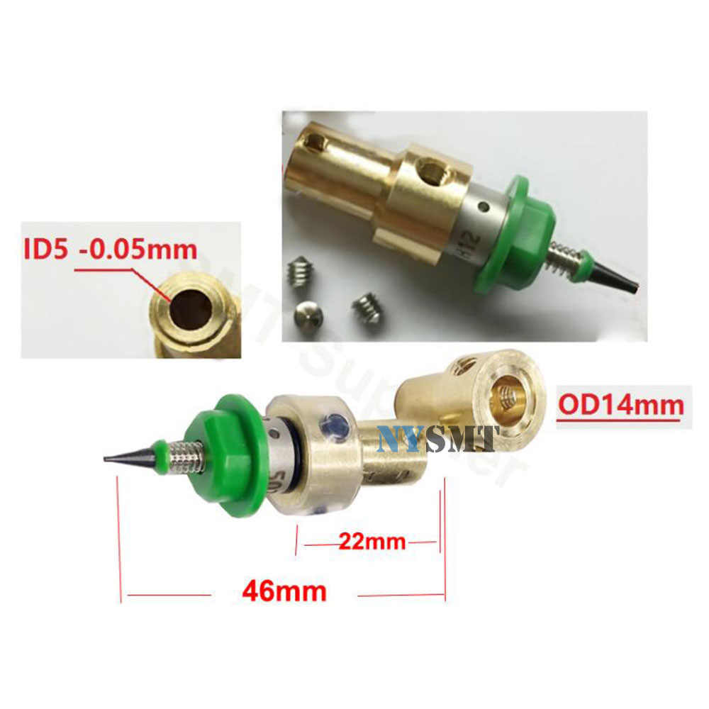 New JUKI 2050 2060 Placement Machine Nozzles connector For 5mm Motor