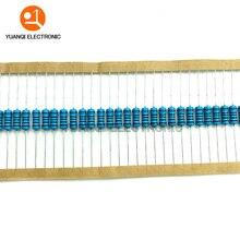20pcs 1W resistore a film metallico 1% 0.1R 0.12R 0.15R 0.18R 0.2R 0.22R 0.24R 0.27R 0.3R 0.1 0.12 0.15 0.18 0.2 0.22 0.24 0.27 0.3 ohm