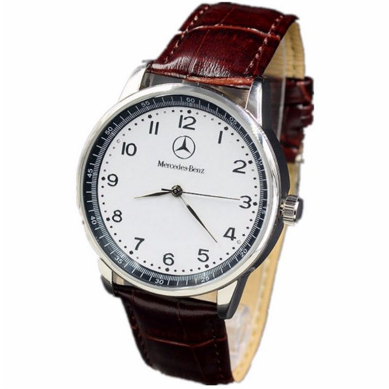 New Style Mercedes Belt Watch Men Korean style Fashion Business Casual Leather Belt Bens New Style Mercedes Belt Watch Men Korean-style Fashion Business Casual Leather Belt Bens