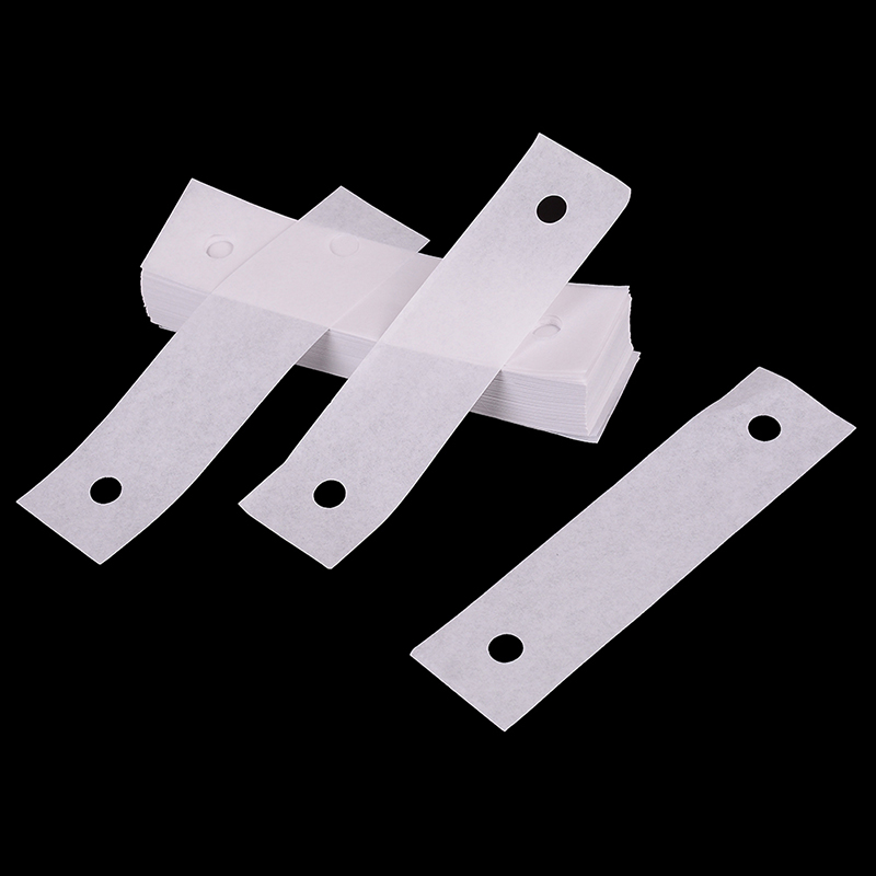 450 Sheets/Pack Rest Paper Optical Chin Rest Paper Slit Lamp ARK Paper Optical Chin Rest Paper For Ophthalmic Equipments