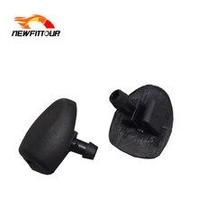 2PCS/Set Windshield Washer Nozzle for Peugeot 206 Accessories