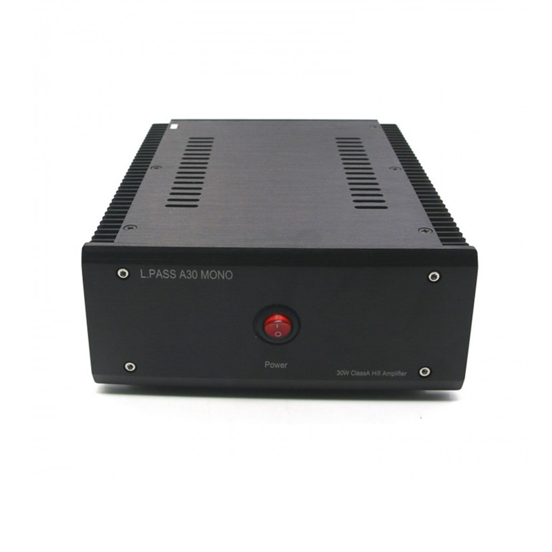 2020 Finished Pass A30 Mos Single-ended Pure Class A Power Amplifier Mono 30W HiFi Audio Amp