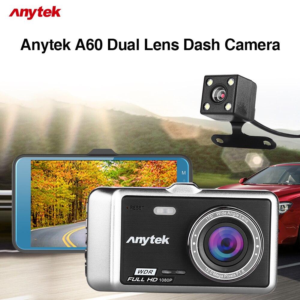 Anytek-caméra DVR A60 FHD 1080P   4