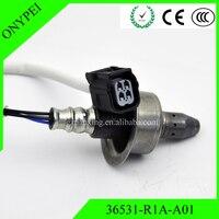 36531 r1a a01 a montante o2 lambda sensor de oxigênio para honda accord HR V civic 12 15 36531r1aa01|Sensor de oxigênio dos gases de escape| |  -