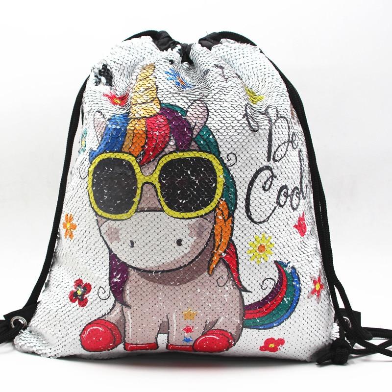 OuLian Gym Bag Animated Sea Turtle Women Canvas Duffel Bag Cute Sports Bag for Girls