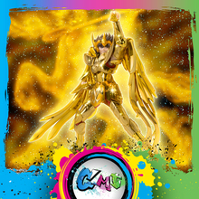 CMT Instock Original BANDAI Saint Seiya EX Sagittarius Seiya รูปตำนาน Metel เกราะของเล่นรูป