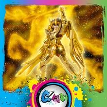 CMT Instock Originale BANDAI Saint Seiya EX Sagittario Seiya Action Figure Mito Metel Armatura Giocattoli Figura