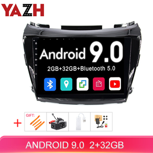 YAZH Android 9.0 Car Multimedi
