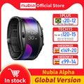 Глобальная версия Nubia Альфа Смарт-часы-телефон 4,01