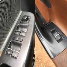 Window Control Switch Button 4pcs/Set For Volkswagen VW Golf MK5 6 Jetta Passat B6 Tiguan Rabbit Touran 5ND 959 857 855