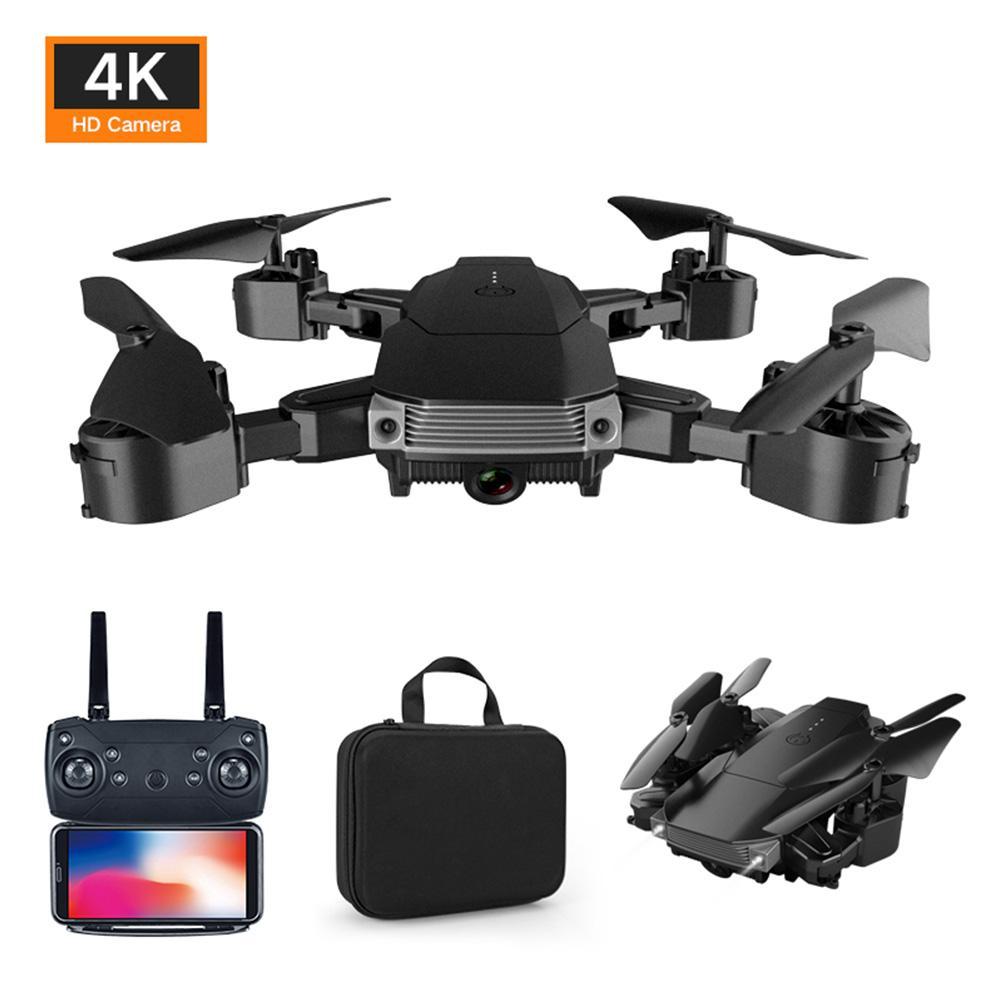 Novo k2 zangão 4k hd grande angular 4k wifi 1080p fpv drones com câmera dupla vídeo gravação ao vivo quadcopter para iniciantes