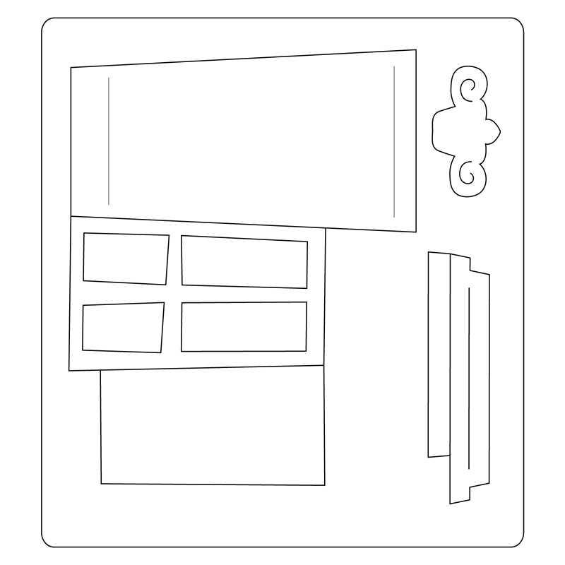 2020 새로운 뜨거운 할로윈 금속 절단 죽을 창 Scrapbooking 및 스텐실 카드 호 일 3D 만들기 죽을 잘라 공예 세트 스탬프 없음