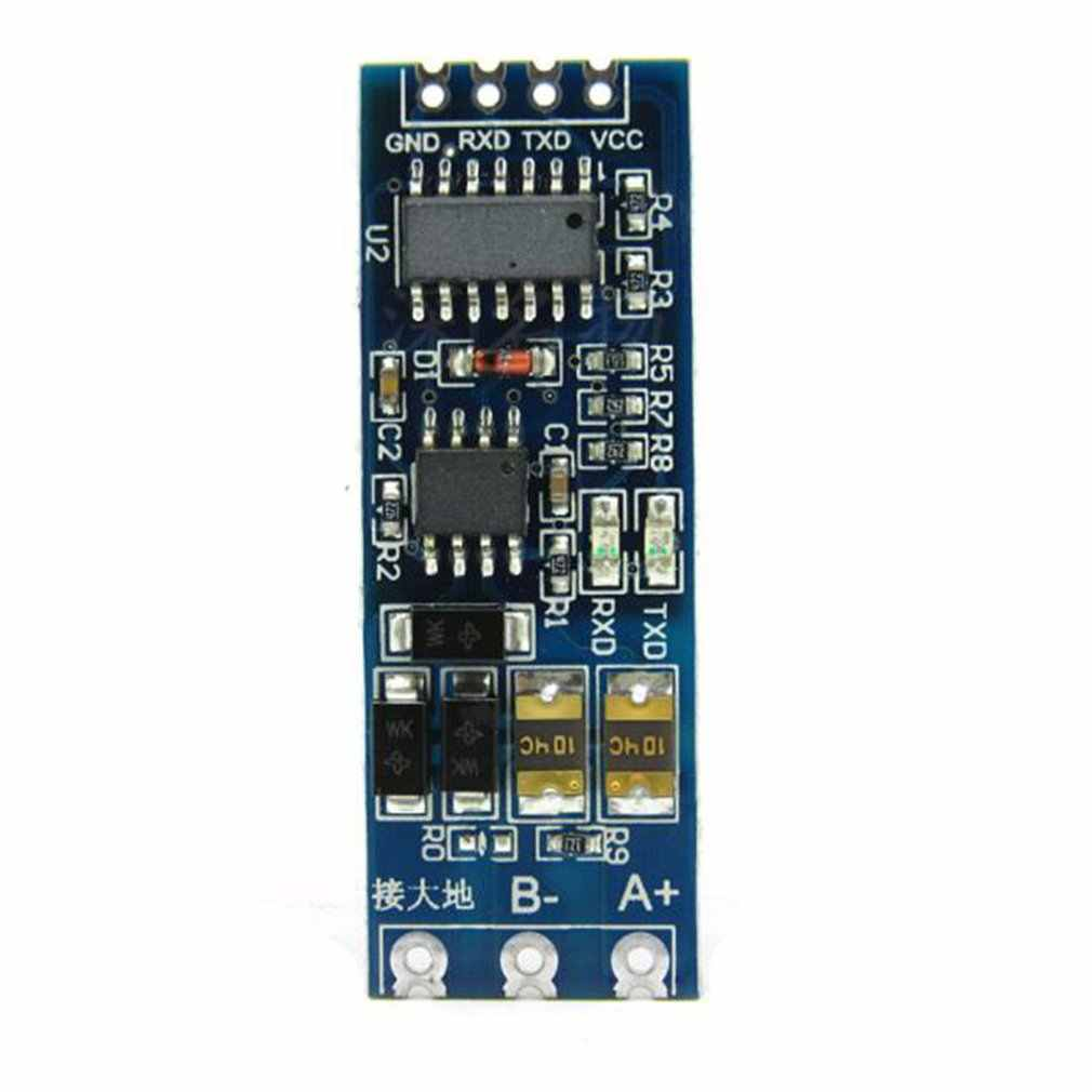 S485 TTL modülü TTL RS485 sinyal dönüştürücü 3V 5.5V izole tek çip seri Port UART endüstriyel sınıf modülü
