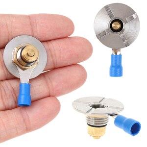 510 DIY Connector Spring Loaded 510 Connector For Mechanical Mod Electronic Cigarette Vape Pen Mod(China)