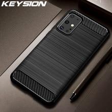 KEYSION, odporna na wstrząsy etui do Samsung Galaxy S20 Plus S20 Ultra S10 S9 telefon pokrywa dla Samsung A51 A71 81 A91 A11 A21 A41 A70e A01