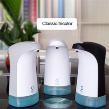 Automatic Foam Washing Mobile Phone Smart Foam Soap Dispenser Household Wall-mounted Punch-free Hand Sanitizer Box Soap Pump