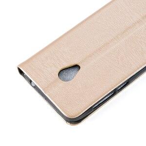 Кожаный чехол для телефона Alcatel U5 4G 5044D 5044Y U5 HD 5047 5047D U5 3G 4047 4047D деловой чехол для телефона Tpu силиконовый чехол для задней панели