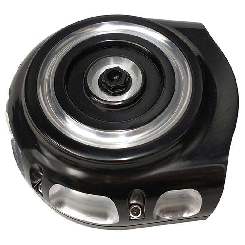 Filtre filtre à Air pour moto Harley Sportster | XL 93-17, double caméra Evo 93-17 Touring Trike Dyna FXR Softail