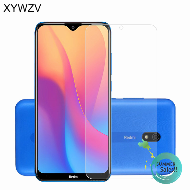 2Pcs For Xiaomi Redmi 8A Glass For Redmi 8A Tempered Glass Film HD 9H Hard Phone Screen Protector Protective Glass For Redmi 8A