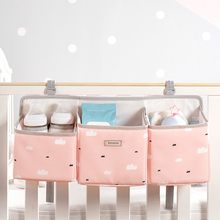 Diaper Caddy Baby Organizer Sunveno Nappy-Bag Storage-Bags Hanging Nursery for Crib