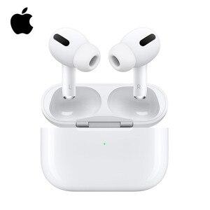 Apple-auriculares Airpods Pro 3 Bluetooth, auriculares inalámbricos con sonido activo, Auriculares Bluetooth para iPhone 7 8 11 6S XS XR