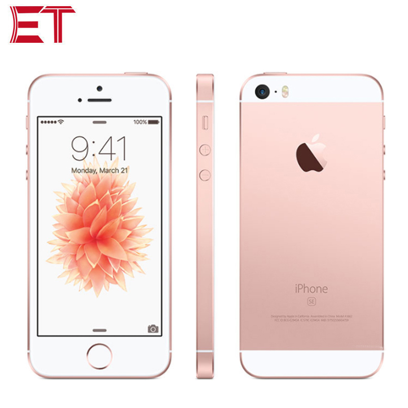 AT&T Version Apple IPhone SE A1662 LTE Mobile Phone 4.0